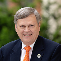 photo of Jim Coakley, Interim Dean, College of Business