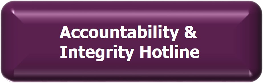 Accountability and Integrity Hotline Button