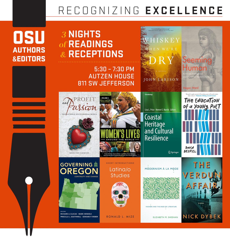 OSU Authors and Editors