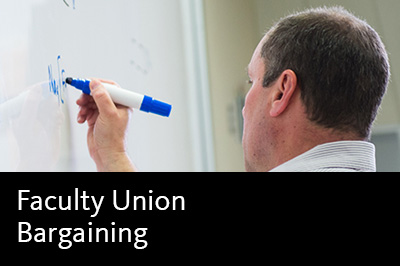 faculty union bargaining
