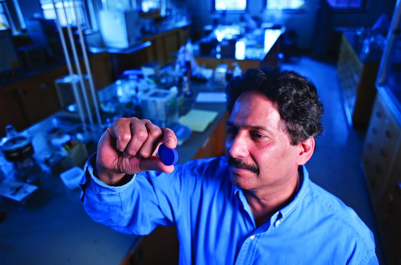 photo of Prof. Mas Subramanian