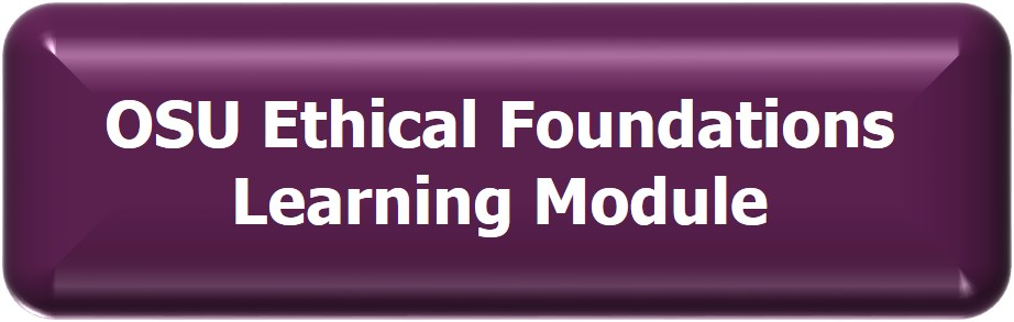 OSU Ethical Foundations Learning Module Button