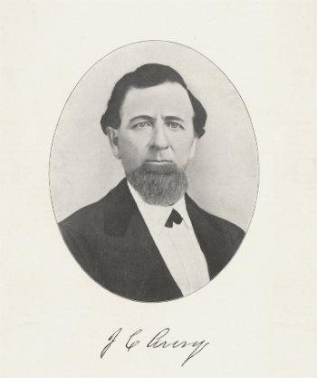 Portrait of Joseph Avery