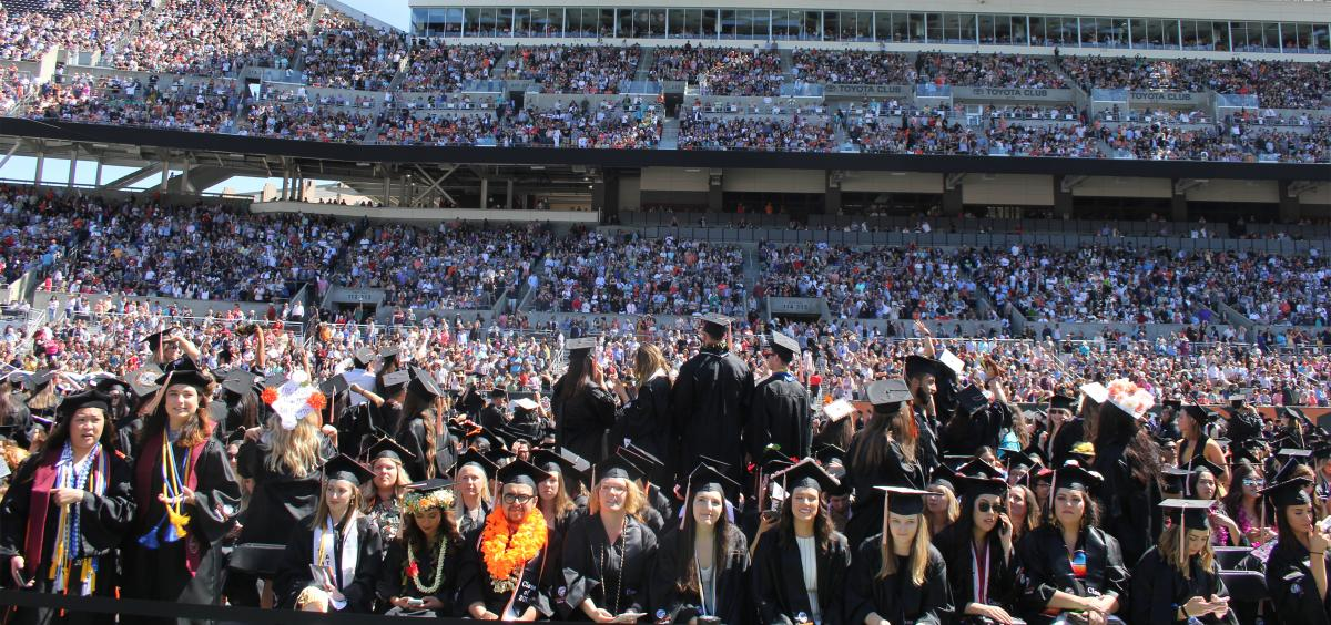 2019 OSU Commencement