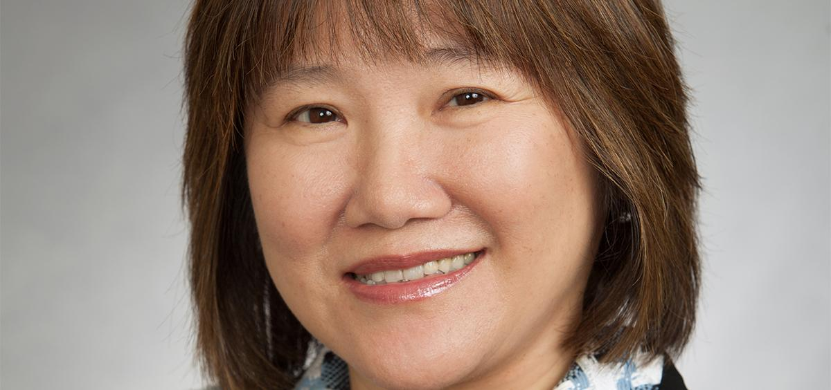 photo of Grace Kuo, Dean of Pharmacy