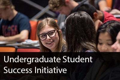 Undergraduate Student Success Initiative
